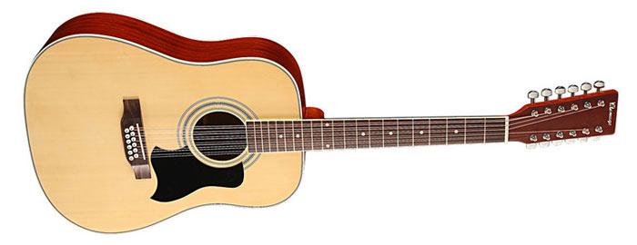 Двенадцатиструнная гитара Homage LF-4128