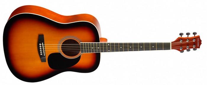 Акустическая гитара Colombo 4100 SB
