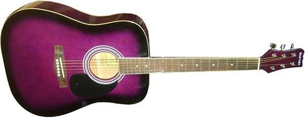 Шестиструнная гитара Martinez FAW-702 TP