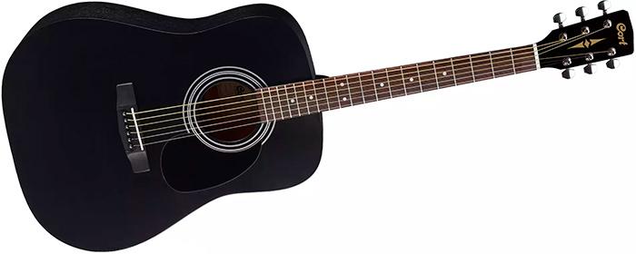 Акустическая гитара Cort AD 810 BKS