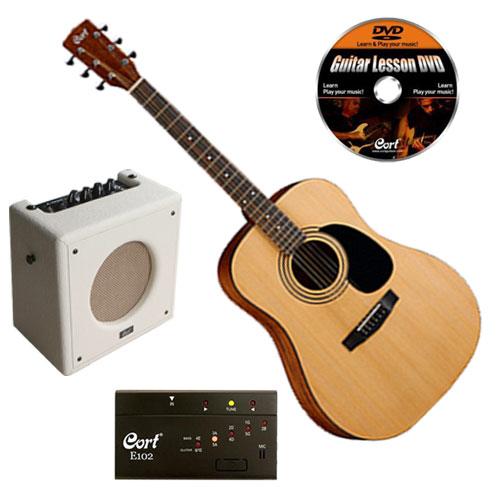 Гитарный набор Cort CAP-810A