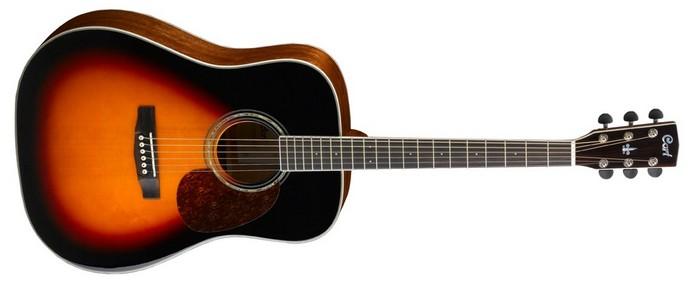 Акустическая гитара Cort Earth 300V SB
