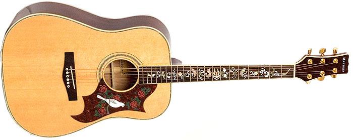 Акустическая гитара Martinez FAW-815