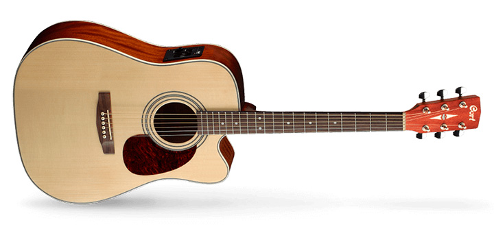 Электроакустическая гитара Cort MR500E