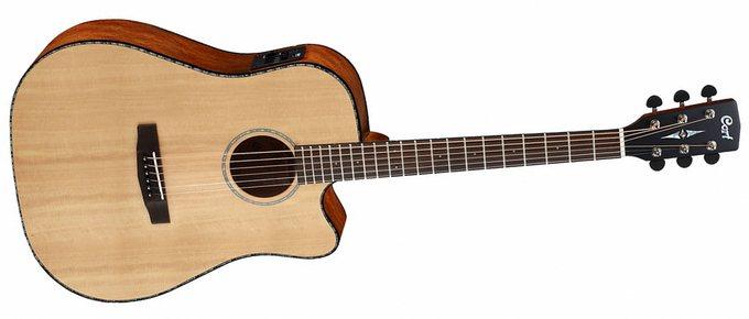Электроакустическая гитара Cort MR-E NS