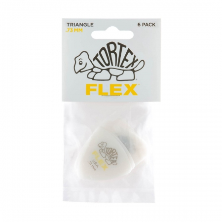 Медиаторы Dunlop Tortex Flex 456P