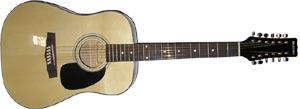 Двенадцатиструнная гитара Martinez W-802-12