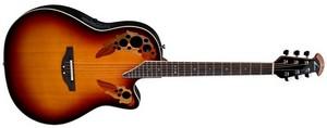 Электроакустическая гитара Ovation 2778AX-NEB