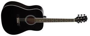 Акустическая гитара Colombo 4100 BK
