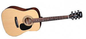 Электроакустическая гитара Cort AD 810E + чехол