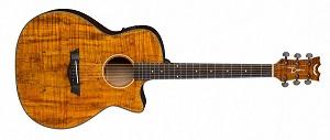 Акустическая гитара Dean AX E SPALT