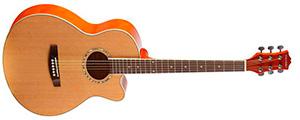 Фолк гитара Colombo 401C N