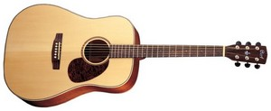 Электроакустическая гитара Cort Eearth 100F