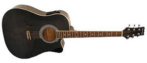 Акустическая гитара Martinez FAW-702EQ