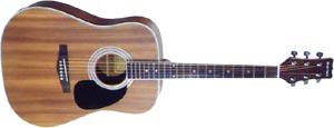 Акустическая гитара Martinez FAW-809