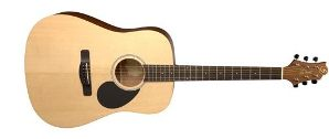 Акустическая гитара Greg Bennett GD50