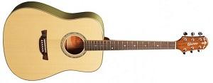 Акустическая гитара Crafter D-9/N с чехлом