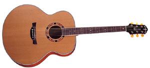 Гитара джамбо Crafter J-15