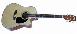 LF-4121CEQ Акустическая гитара со звукоснимателем