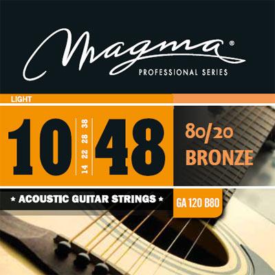 Струны Magma Bronze