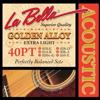 La Bella Golden Alloy