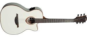 Электроакустическая гитара Lag T100ASCE-BLK