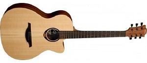 Электроакустическая гитара Lag T70ACE