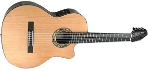 Электро-акустическая гитара Kremona F65CW-7S Performer