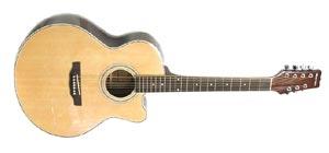 Семиструнная гитара Martinez FAW-819/7