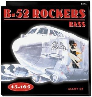 Струны Everly B-52 Rockers