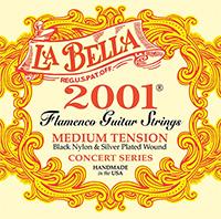 La Bella 2001 Flamenco