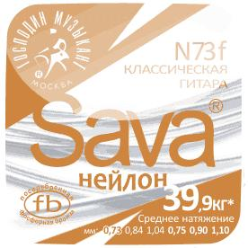 Струны Господин музыкант Sava N73f
