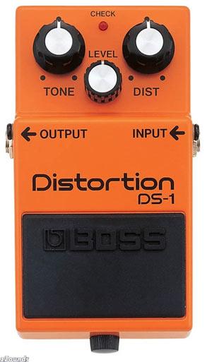 Дисторшн Boss DS-1