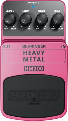 Педаль эффектов Behringer HM300