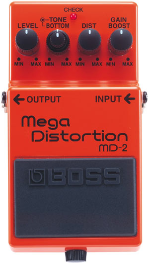 Mega Distortion Boss MD-2
