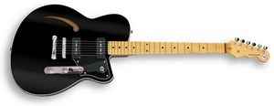 Электрогитара Reverend Club King 290 Black