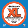 D'ADDARIO XL nickel