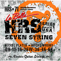 La Bella HRS 7string