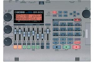 Студия звукозаписи BOSS BR-600